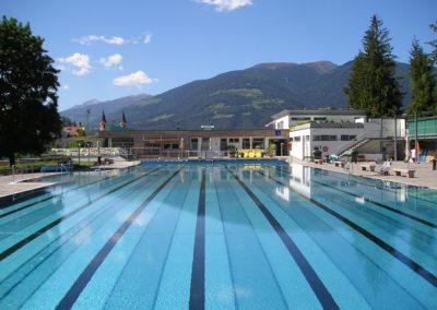 Schwimmbad Bruneck