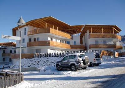 Winterurlaub in Reischach - Ferienwohnungen Andreas